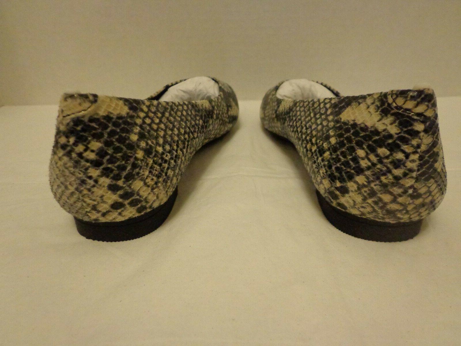 Vionic Women's Ballet Dress Shoes Natural US 6