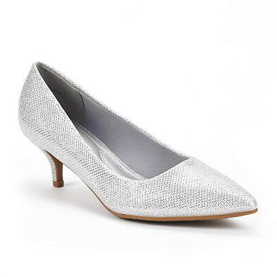 DREAM PAIRS MODA Low D'Orsay Shoes