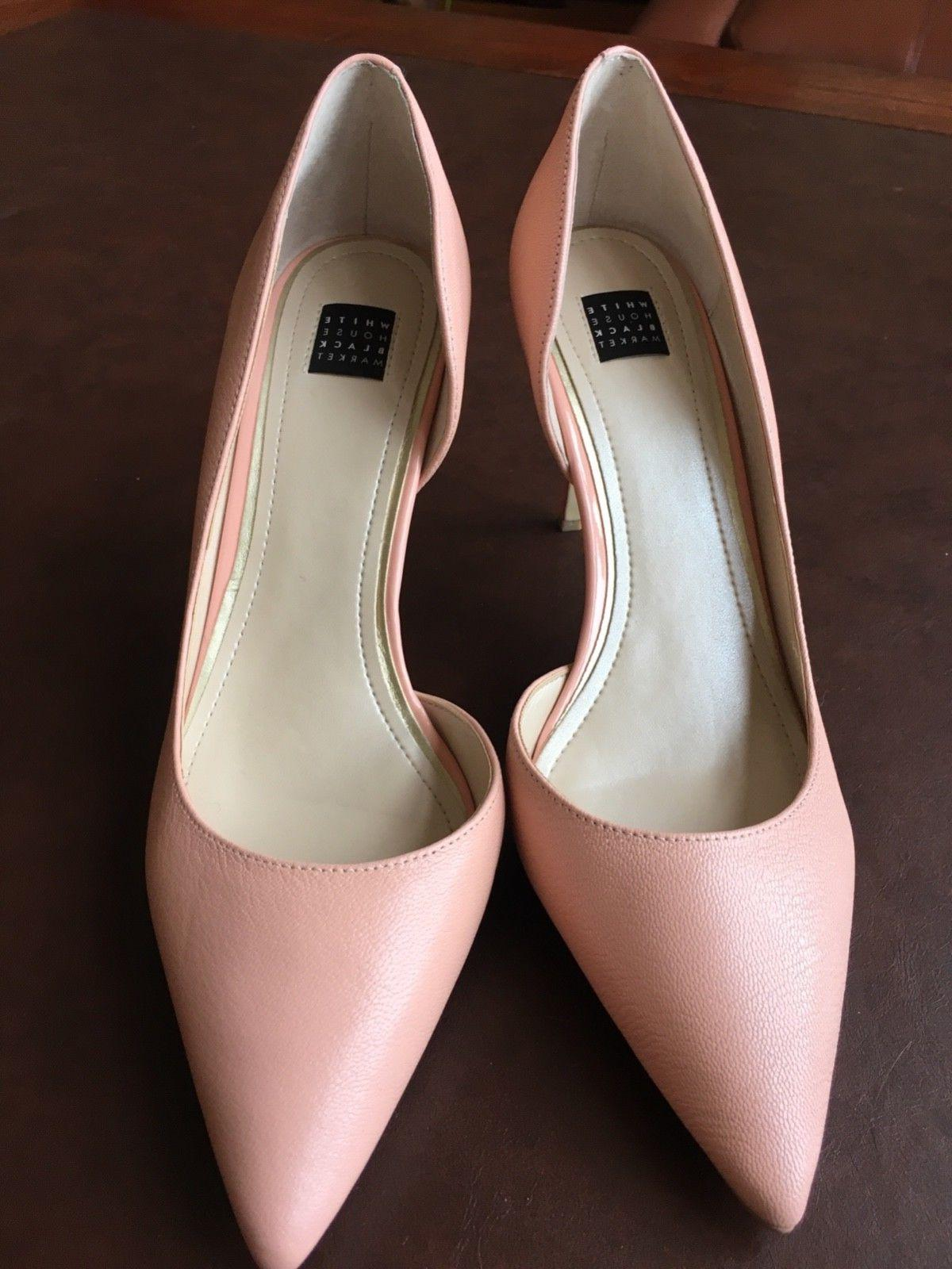 womens whbm brand dress shoes size 9new