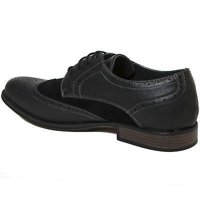 Alpine Men's Wing Two Up Oxfords
