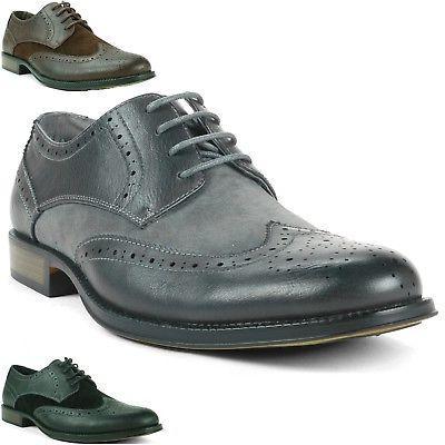 zurich men s wing tip dress shoes
