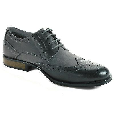 Alpine Wing Two Tone Brogue Up