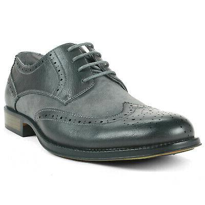 Alpine Swiss Wing Dress Two Brogue Up