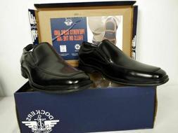 Dockers Men's Lawton Black Polished 10.5 D US