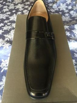 Leather Slip-on Men's Dress Shoes By Stacy Adams.