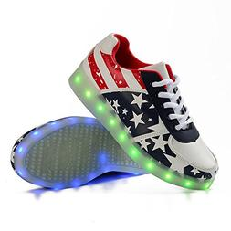 LED Light Shoes Spring And Autumn Men CasualFor Adults unise