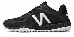 New Balance Low-Cut 4040v4 Turf Baseball Cleat Mens Shoes Bl