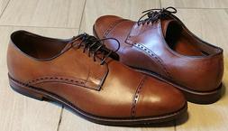 Allen Edmonds Madison Ave Chestnut Cap Toe Oxford Dress Shoe