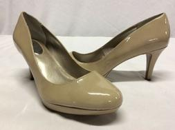 Alfani MADYSON Women's Pumps Shoes, Beige, Size US 11 M ..