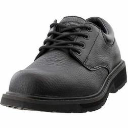 Chinook Manager Lace Up  Dress   Dress Shoes - Black - Mens