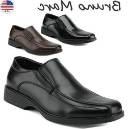 men business formal leather dress shoes casual