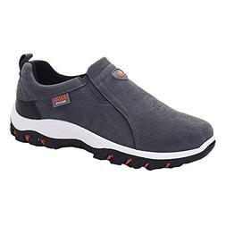 Caopixx Shoes for Men Outdoor Hiking Shoes Casual Fashion No