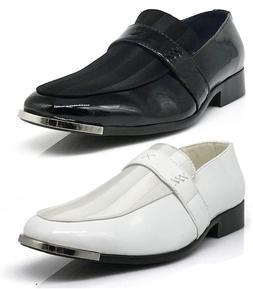 Men Parrazo Patent Leather Dress Shoes Formal Tuxedo Wedding
