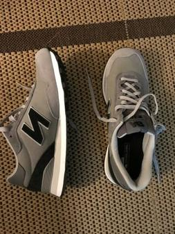 New Balance Men's 515 Shoes Grey With Black DIFFERENT SIZES
