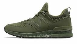 New Balance Men's 574 Sport Shoes Green