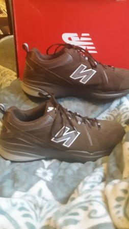 New Balance Men's 608 Trail running Shoes Tan With Brown 12.