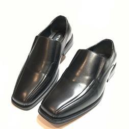 Alfani Men's Ascher Casual Slip On Loafer Dress Shoe Black S