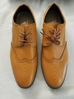 ILovesia Men's  Leather Oxfords Size 8