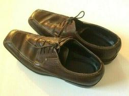 Men's Dockers Brown Dress Shoes Pro-Style, Shoes All Motion