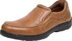 Men's Brown DEER STAGS HEWETT Tan Office/Casual/Dress Slip O
