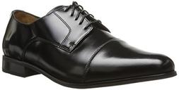 Florsheim Men's Broxton Cap Toe Lace Up Oxford Dress Shoe, B