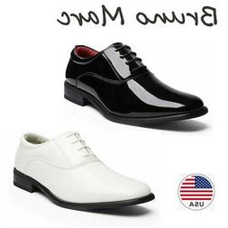 Bruno Marc Men's Classic Oxford Dress Shoes Formal Lace Up L