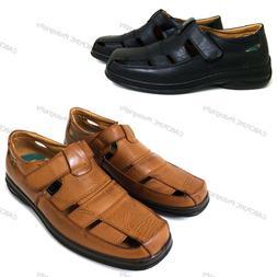 Men's Dress Sandals Closed Toe Straps Huaraches Fisherman Sl