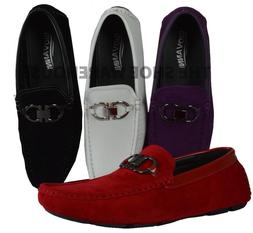 Men's Giovanni Dress Shoe Driving Moccasin Wedding Loafer It