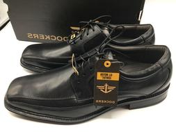 Men's Dockers Dress Shoes Endow Size 10 M Black Brand New in
