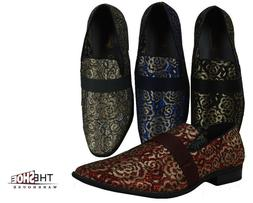 Men's Dress Shoes Formal Casual Slip-On Wedding Party Loafer