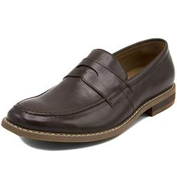 Nautica Men's Dress Shoes, Lace Up Oxford, Slip On Moc Toe L