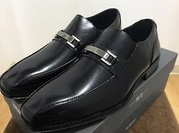 Men's Dress Shoes STACY ADAMS Leather,slip on,Wakefield Wide