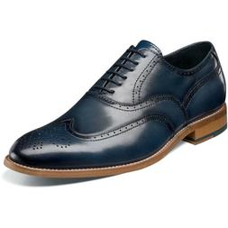 Stacy Adams Men's Dunbar Wingtip Oxford Shoes