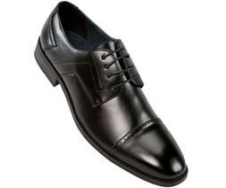Amali Men's Faux Leather Smooth Cap Toe Dress Shoes : Batist
