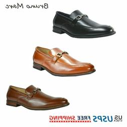 men s formal modern classic slip on