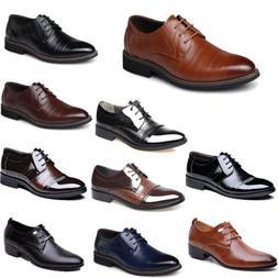 Men's Formal Oxfords Leather Shoes Dress Formal Business Par