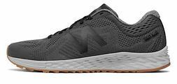 New Balance Men's Fresh Foam Arishi Shoes Grey with Black &