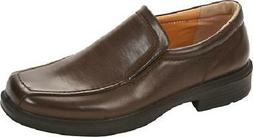 Deer Stags Greenpoint Men's Loafers Brown Slip On Casual Dre