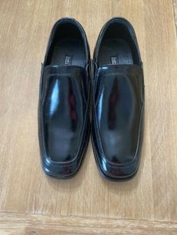 Stacy Adams Men's Leather Dress Loafers  Black size 8M style