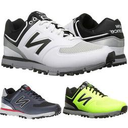 New Balance Men's NBG518 Spikeless Golf Shoe, Brand New