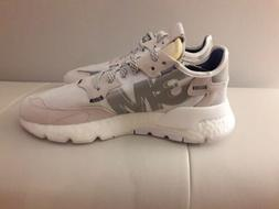 adidas Originals Men's Nite Jogger Hiking Shoe - 9.5 White