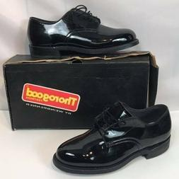 THOROGOOD MEN'S OXFORD PATENT LEATHER UNIFORM DRESS SHOE 149