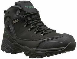 Skechers Men's Pedley Aster Ankle Bootie, Black, Size 10.5 b