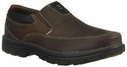 Skechers Men's Segment-The Search Loafer, Dkbr, Size 12.0 1Z