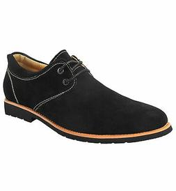 iloveSIA Men's Suede Dress Shoes Casual Lace up Oxford Chukk