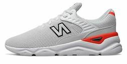 New Balance Men's X-90 Shoes White With Red