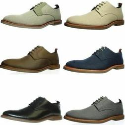 Ben Sherman Mens Birk PlainToe Oxford Dress Shoes