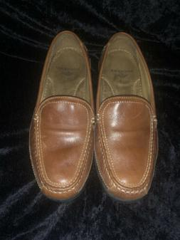 Dockers Mens Calamar Genuine Leather Dress Casual Slip-on Co
