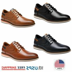 Mens Dress Shoes Lace up Casual Shoes Daily Wear Oxford Shoe