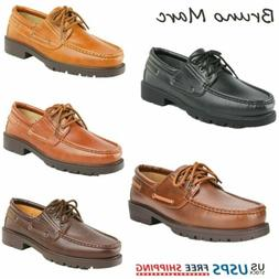 Bruno Marc Mens Fashion Oxford Shoes Lace up Casual Shoes Bu
